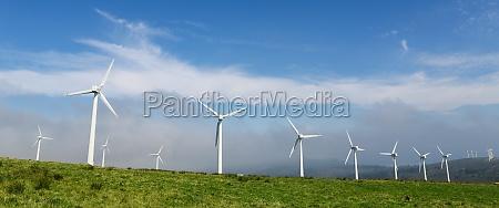 onshore vindmollepark i den nordlige del