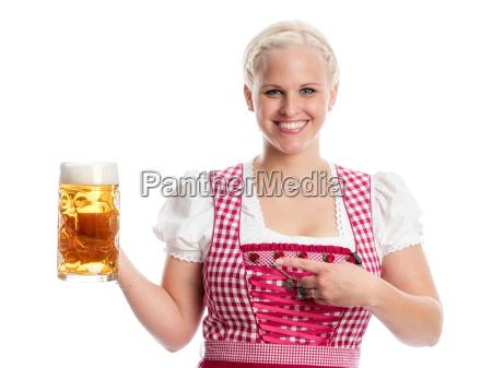 blonde bayrin liters of beer