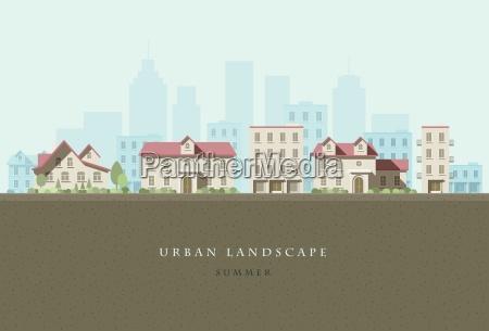 urbane landskab