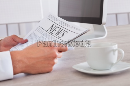 man holding avis