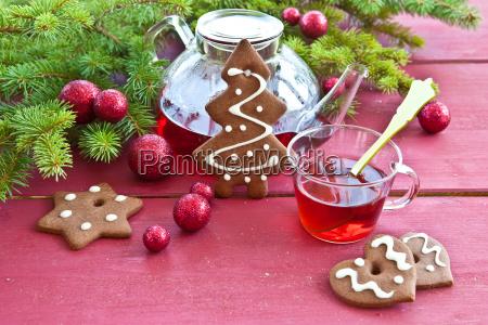 te og plaetzchen