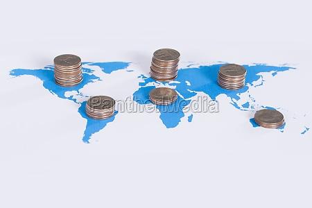 globalt forretningskoncept