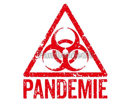 rodt stempel pandemi