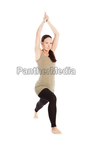 saludo al sol en el yoga