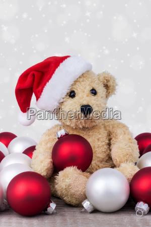 dyr bamse juletid legetoj legesager jul