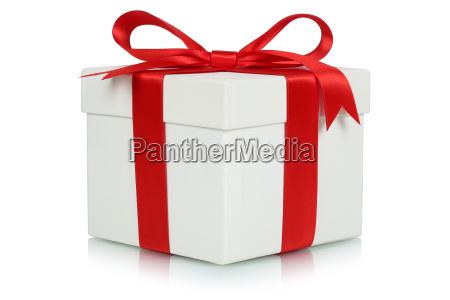 gave med band til gaver til