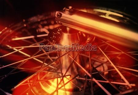 makrooptagelse close up naerbillede detalje hjul