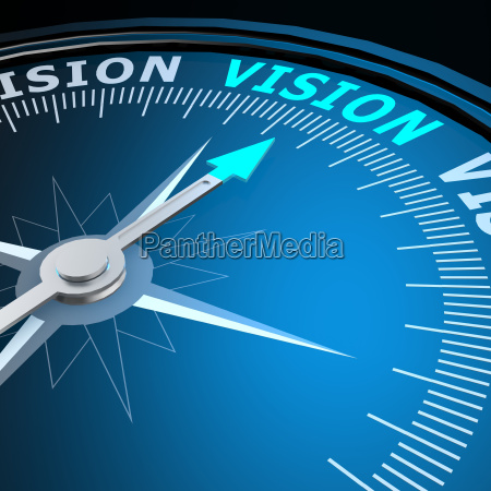 vision ord om kompas
