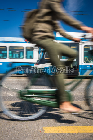 city transport concept pendling metoder pa
