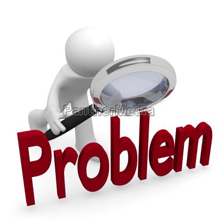 problem search