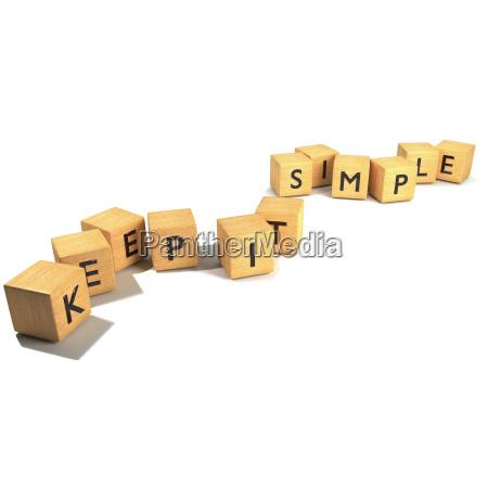 terninger keep it simple