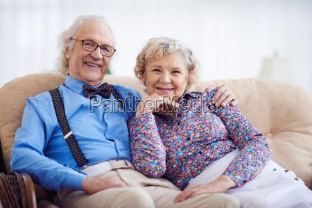 kvinde mennesker folk personer mand bedstefar