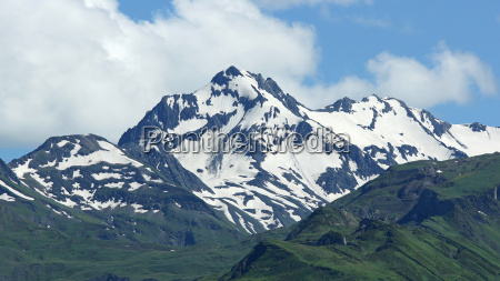 kaukasus i naerheden af mestia swanetia