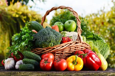 mad levnedsmiddel naeringsmiddel fodevare have kurv