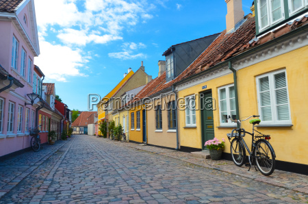 gamle by danmark odense
