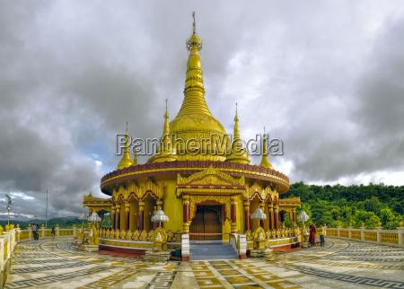 hinduistisk tempel i bangladesh