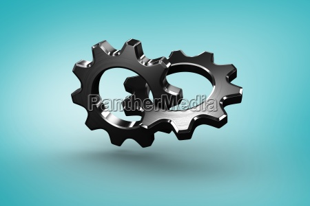 bla farve hjul industri teknik metal