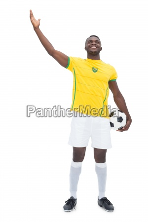 fnise smiler hand sport fritlagt bold