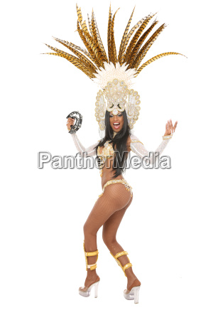 brasiliansche dancer