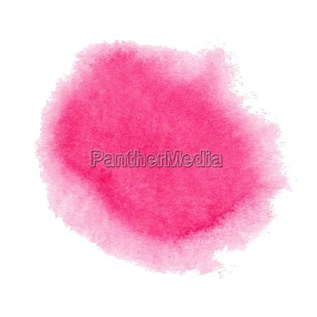 pink akvarel stedet