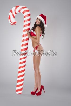 det er min jul candy cane