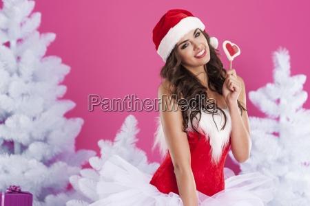 kaerlighed i julen tid er i