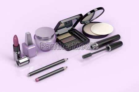 makeup og kosmetiske produkter