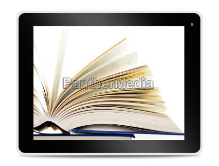 uddannelse skaerm bibliotek tablet beskyttende internet