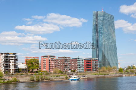 new european central bank ecb building