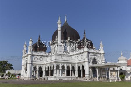 masjid zahir i alor setar malaysia