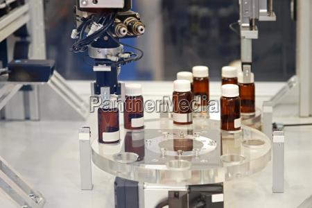 farmaceutisk produktion