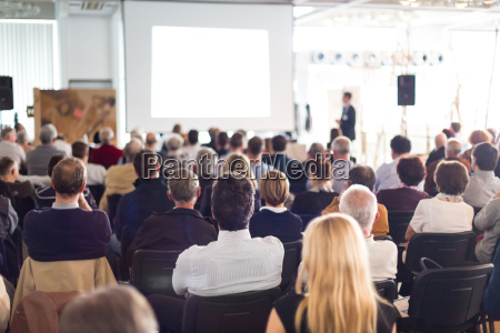 publikum i auditoriet