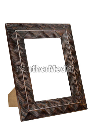 bronze dekorative tomme billedramme