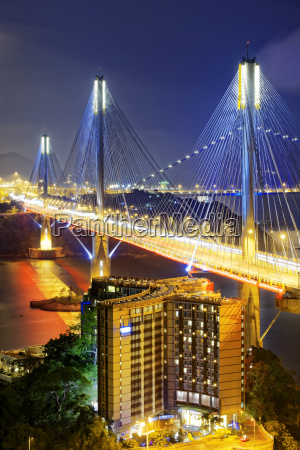 ting kau bro om natten