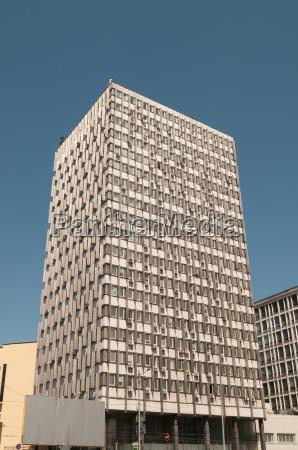 en skyskraber i kiev
