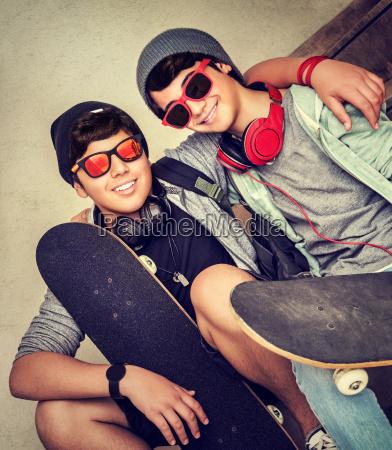 to glade teenage drenge