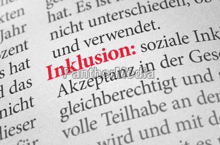 ordbog med inklusion udtrykket