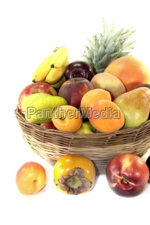 mad levnedsmiddel naeringsmiddel fodevare vitaminer kurv