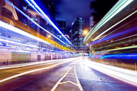 travl trafik i hong kong by