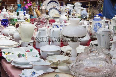 glas baeger drikkeglas antik lamper kopper