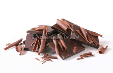 mork chokolade