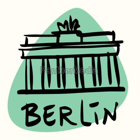 berlin hovedstaden i tyskland