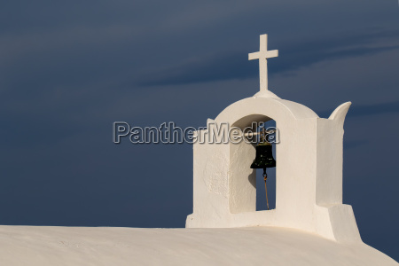 bell tower i oia