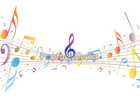 multicolor musical
