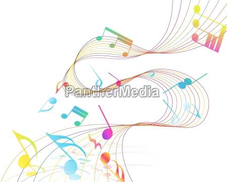 musikalsk, design - 14925867