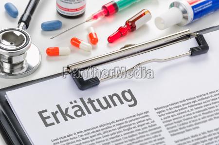 laege medic sundhed forskning forkolelse flaske