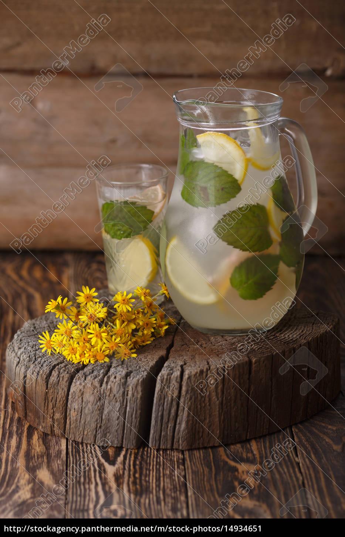 mint, lemonade - 14934651