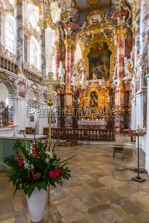 pilgrimage church of wies germany