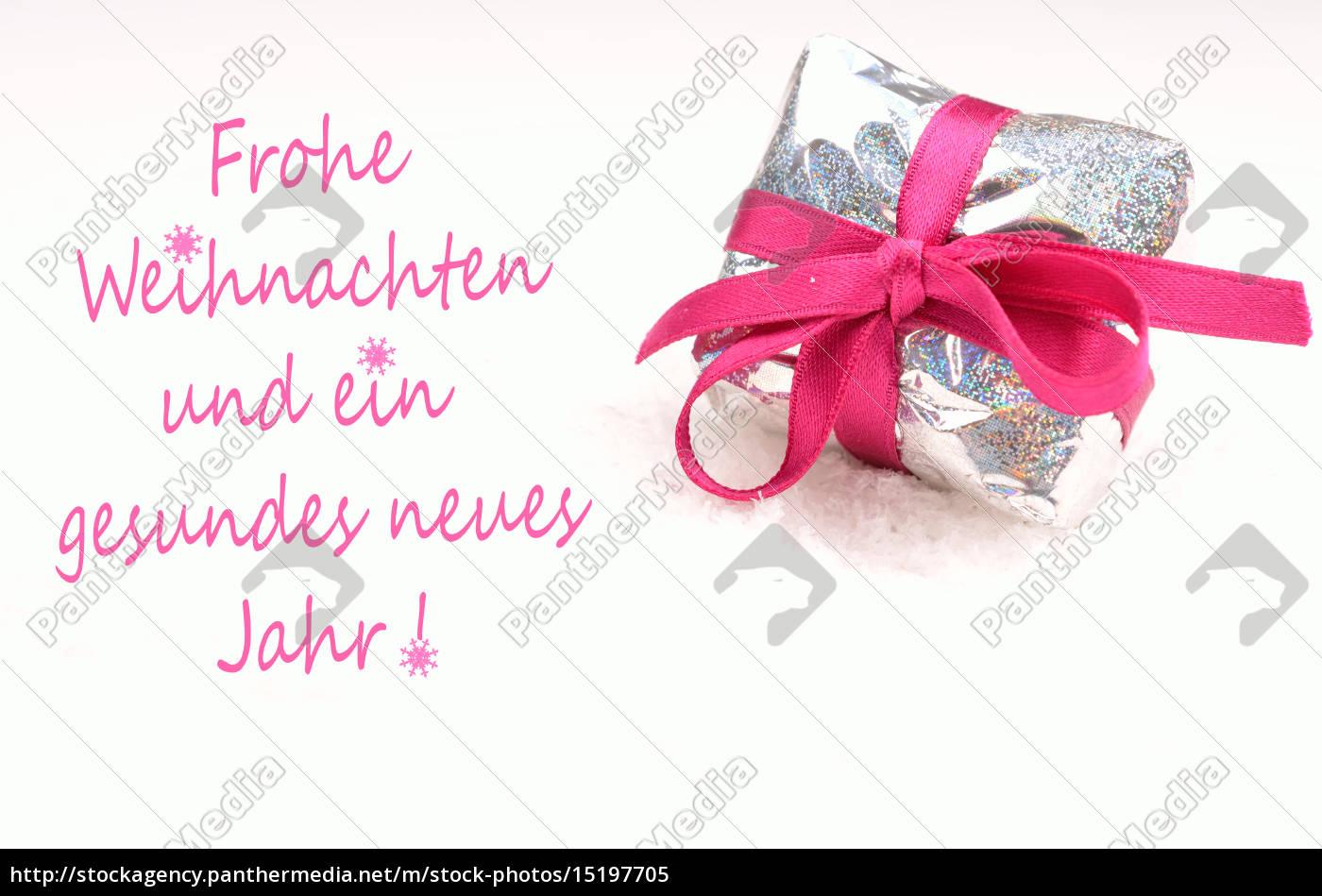 glædelig jul på tysk