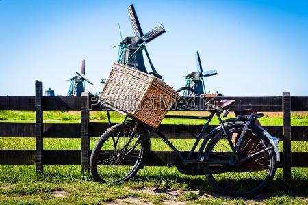 cyklen i holland
